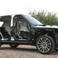 Кузовные работы Land Rover
