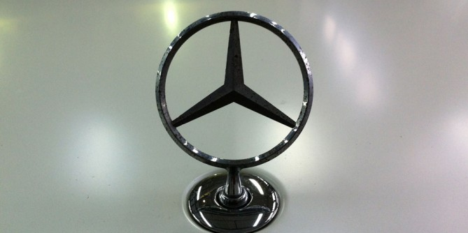 Сервис Mercedes