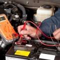 Диагностика аккумулятора BMW
