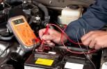 Диагностика аккумуляторной батареи Мерседес
