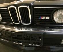 диагностика и ремонт системы впрыска БМВ M635CSI