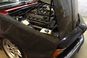 ремонт и диагностика двигателя БМВ