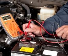 Диагностика аккумулятора BMW (БМВ)